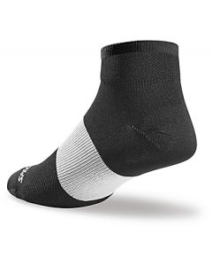 Specialized Women's Sport Low Socks (3-Pak) cykelstrømpe til damer - Sort/hvid
