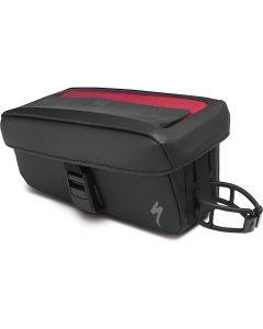 Specialized Vital Pack cykeltaske stelmontering/overrør - Sort/rød