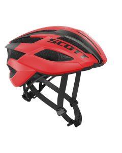 Scott Arx Helmet cykelhjelm - Rød