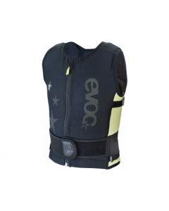 EVOC Protector vest kids til børn - Sort/lime