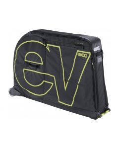 EVOC bike travel bag Pro cykelkuffert - Sort/grøn