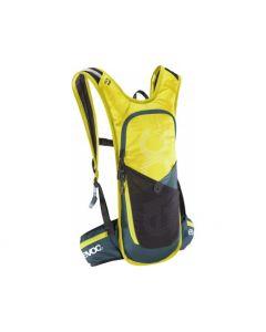 EVOC CC 3l Race + 2l Bladder rygsæk med drikkesystem - Sulphur/slate