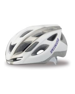 Specialized Duet cykelhjelm pige - White