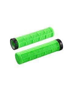Supacaz mountainbike grips - Neon grøn