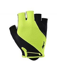 Specialized Body Geometry Gel Gloves cykelhandske - Sort/gul