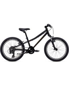 Specialized Hotrock 20 6-Speed Boys MTB - Black/74 Fade