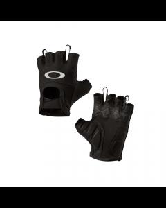 Oakley Factory Road Gloves 2.0 cykelhandske kort fingre - Sort