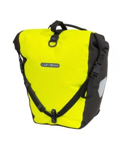 Ortlieb Back-Roller High Visibility 20 liter Single - Gul/Sort