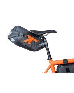 Ortlieb Seat-Pack M sadeltaske 11 liter - Slate grå