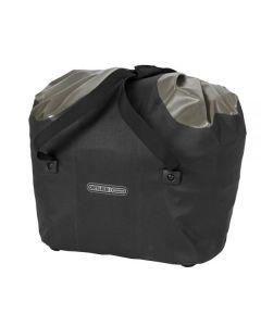 Ortlieb Bike-Basket 15 l. cykeltaske til bagagebærer - Sort/grå