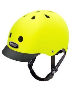 Nutcase Solid GEN3 cykelhjelm - Lightning matte