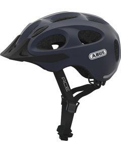 Abus Youn-I Ace cykelhjelm - Metallic blue