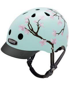 Nutcase GEN3 Street cykelhjelm - Cherry blossom