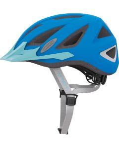 Abus Urban-I v.2 cykelhjelm - Neon blue