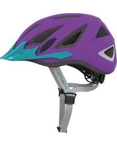Abus Urban-I v.2 cykelhjelm - Neon purple