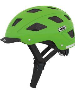 Abus Hyban cykelhjelm med lygte - Green