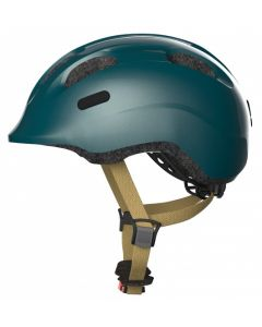 Abus Smiley 2.0 cykelhjelm til børn - Royal Green