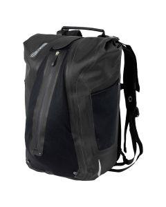 Ortlieb Vario cykeltaske rygsæk - Sort