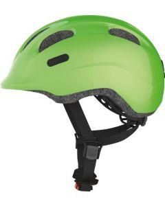 Abus Smiley 2.0 cykelhjelm til børn - Sparkling green