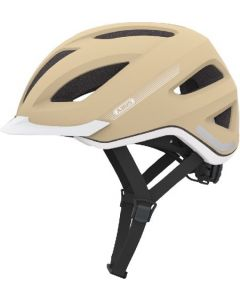 Abus Pedelec cykelhjelm med lys - Sand beige