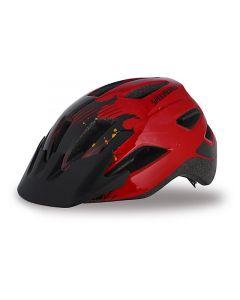 Specialized Shuffle Child cykelhjelm til børn - Red/Black Razzle