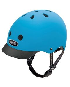 Nutcase Solid GEN3 cykelhjelm - Bay Blue