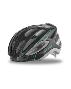 Specialized Sierra cykelhjelm til damer - Black/Emerald Arc