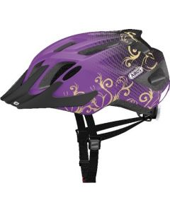 Abus Mountx cykelhjelm - Maori purple