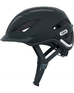 Abus Pedelec cykelhjelm med lys - Velvet black
