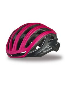 Specialized S-Works Prevail II cykelhjelm damemodel - High vis pink