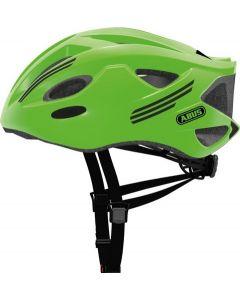 Abus S-Cension cykelhjelm - Neon grøn