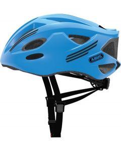 Abus S-Cension cykelhjelm - Neon blå
