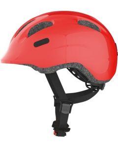 Abus Smiley 2.0 cykelhjelm til børn - Sparkling red