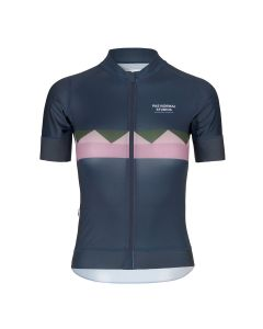 Pas Normal Studios Women Mechanism Jersey cykeltrøje - Navy