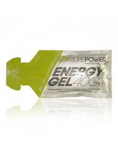 PurePower Energy Gel 1 stk. - Lemon