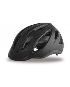 Specialized Centro LED cykelhjelm med lys - Black
