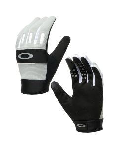 Oakley Factory Glove 2.0 cykelhandske lange fingre - Stone gray