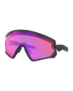 Oakley Wind Jacket® 2.0 cykelbriller - Matte black/ Prizm trail