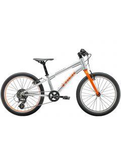 "Trek Wahoo 20"" MTB børnecykel - Quicksilver/Roarange"