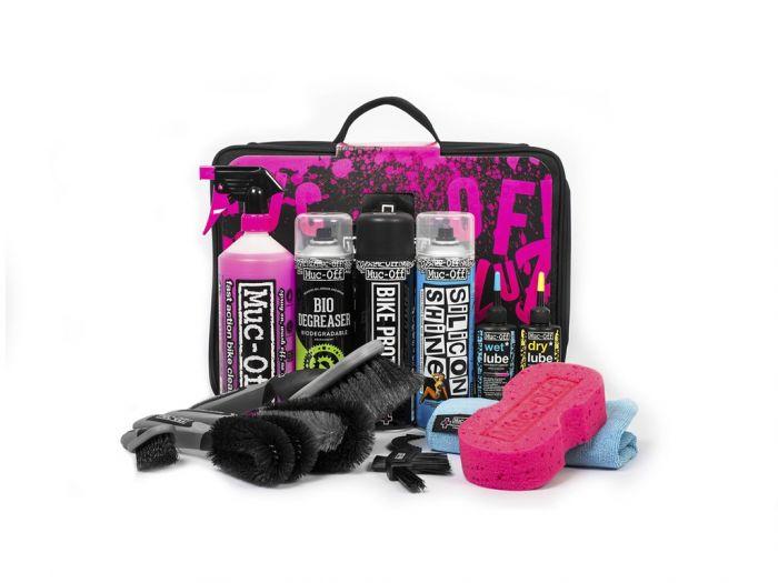 MUC-OFF Ultimate Valet Kit rengøring og beskyttelse til cykel