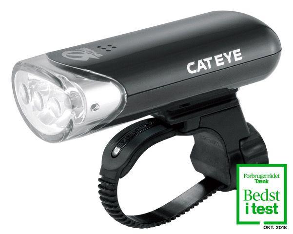 CatEye HL-EL135N forlygte - Sort