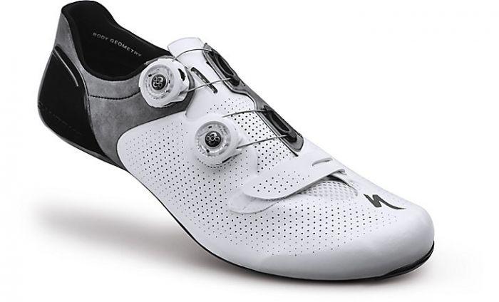 S-Works Carbon cykelsko til landevej - Hvid