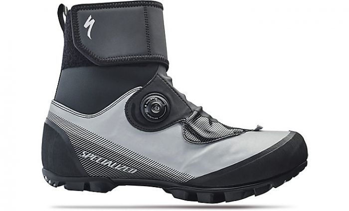 Specialized Defroster Trail Mountain Bike Shoes vinter cykelsko - Reflective