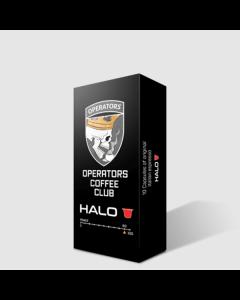 Operators Coffee Club HALO Italiensk espresso kapsler