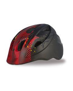 Specialized Mio toodler cykelhjelm til børn - Black/Red Flames