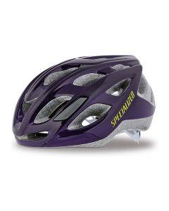 Specialized Duet cykelhjelm til damer - Indigo/Hyper Green