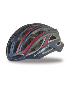 Specialized S-Works Prevail ll cykelhjelm - Navy/red