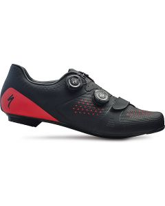 Specialized Torch 3.0 Road Shoes cykelsko til landevej - Black/red