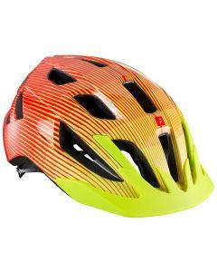 Bontrager Solstice MIPS Youth 48-55 cm. cykelhjelm til børn - Vis/Viper red