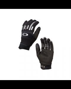 Oakley Factory Glove 2.0 cykelhandske lange fingre - Sort